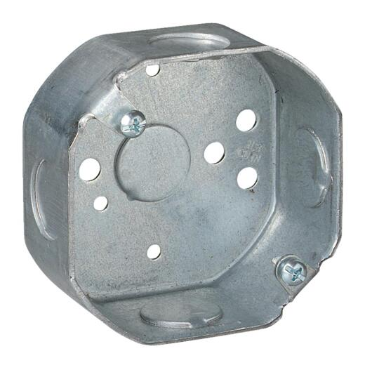 Raco Old Work 3-1/2 In. x 3-1/2 In. Octagon Box